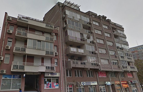 maksima gorkog beograd mapa Globing doo Beograd maksima gorkog beograd mapa